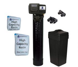 Fleck commercial water softener