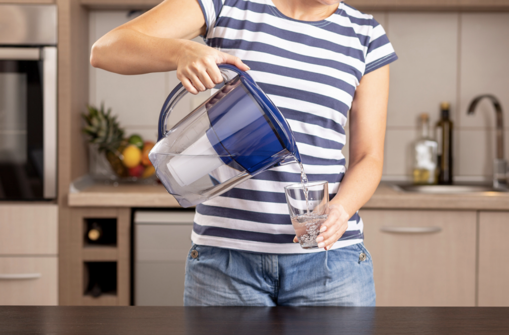 Water Filtration Rate