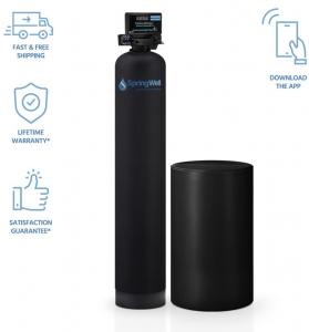 SpringWell Salt Based Water Softener